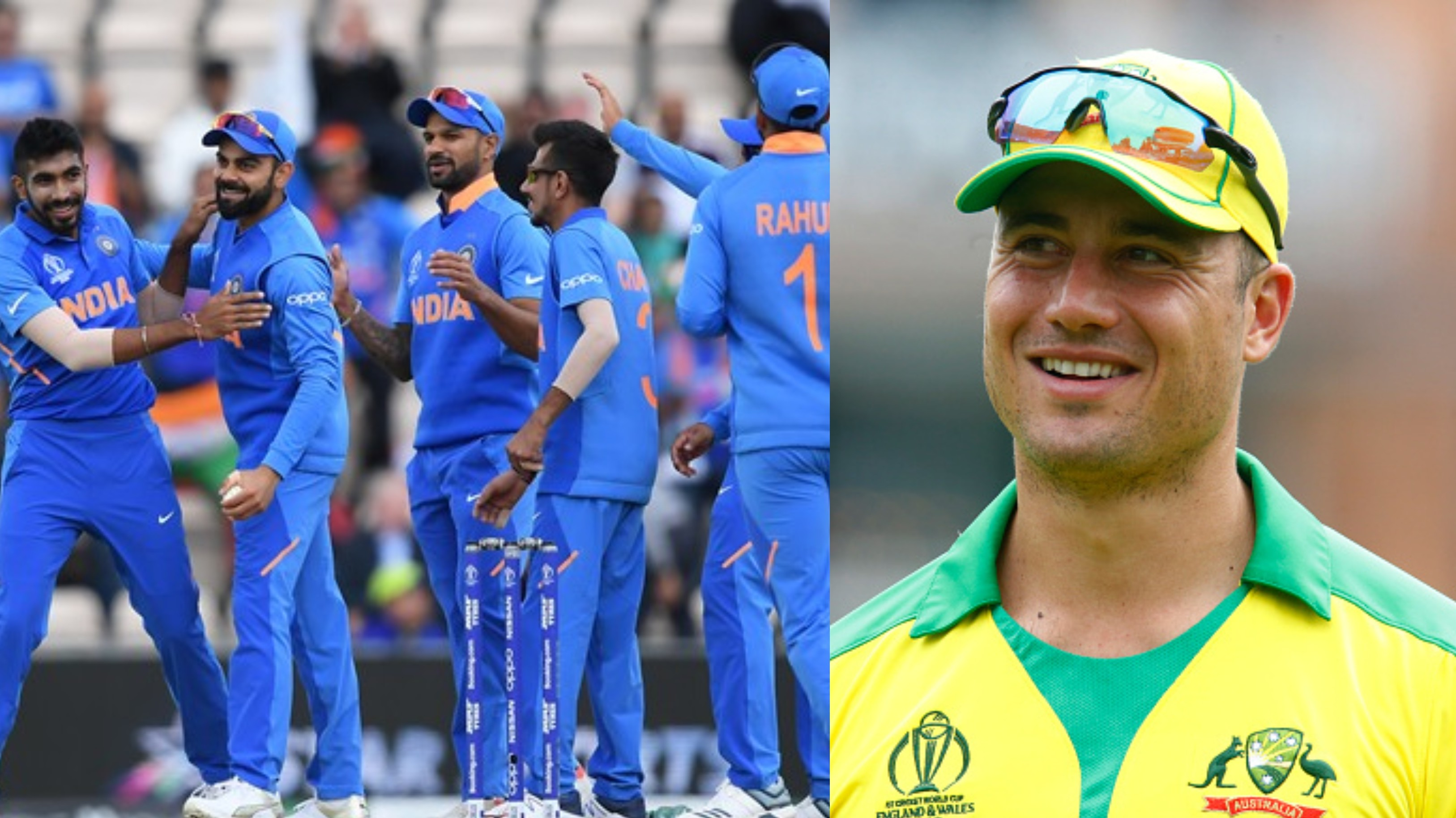 India is the most talented team in the world, admits Marcus Stoinis