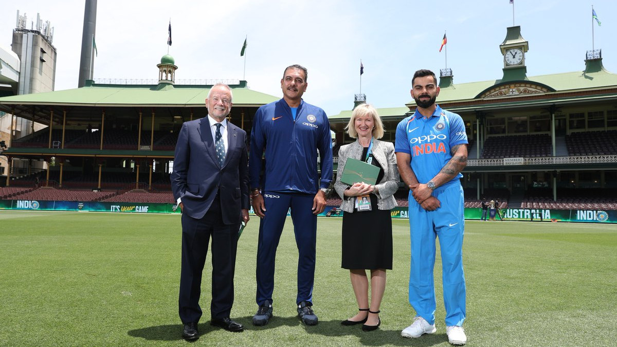 AUS v IND 2018-19: Virat Kohli, Ravi Shastri honored with Life Membership of Sydney Cricket Ground