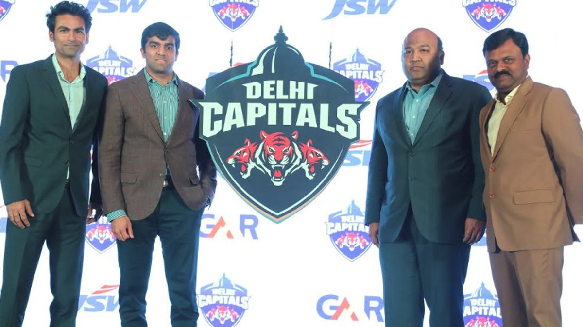 IPL: Delhi Capitals share their name with another professional sports team