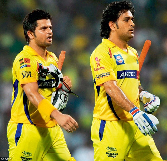IPL 2018: Suresh Raina named as Chennai Super Kings' vice-captain