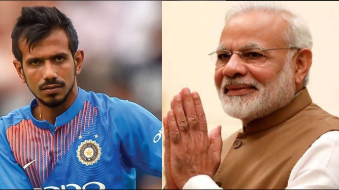 Yuzvendra Chahal writes a letter to PM Narendra Modi for harsh punishment against 'Animal Cruelty'
