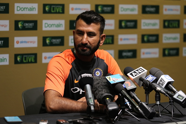 Cheteshwar Pujara gest roasted by Jones for his comment over warm-up show | Getty Images