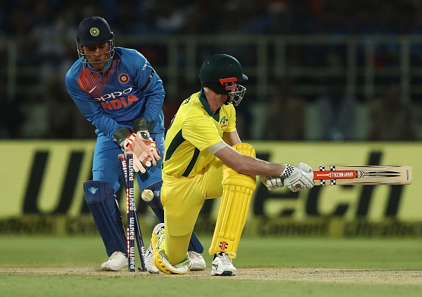 Turner's duck against India | Getty Images