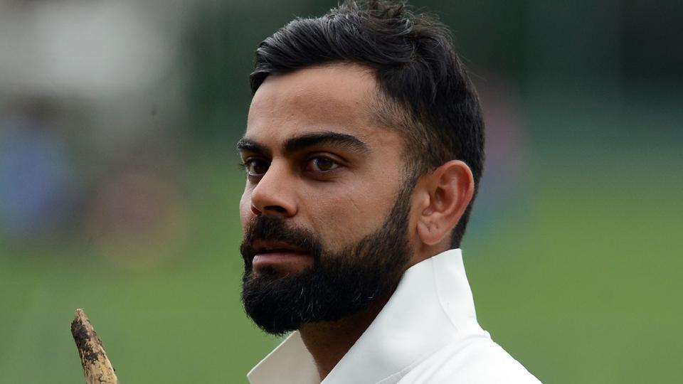 Virat Kohli's epic reply to his teammates for poking fun at his beard