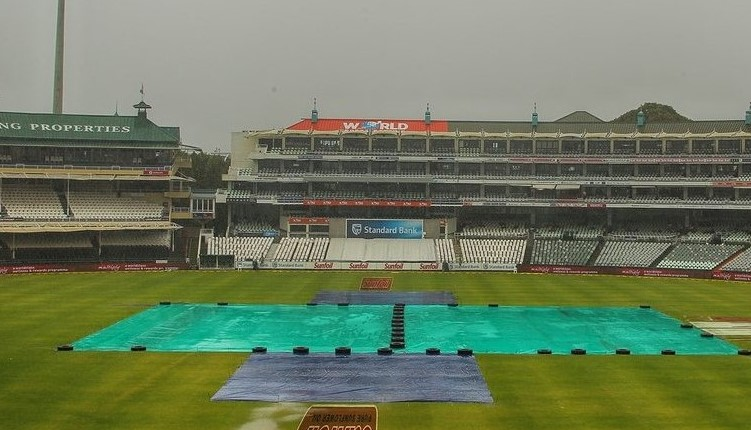 Play on Day 3 has officially been called off in Newlands | Twitter