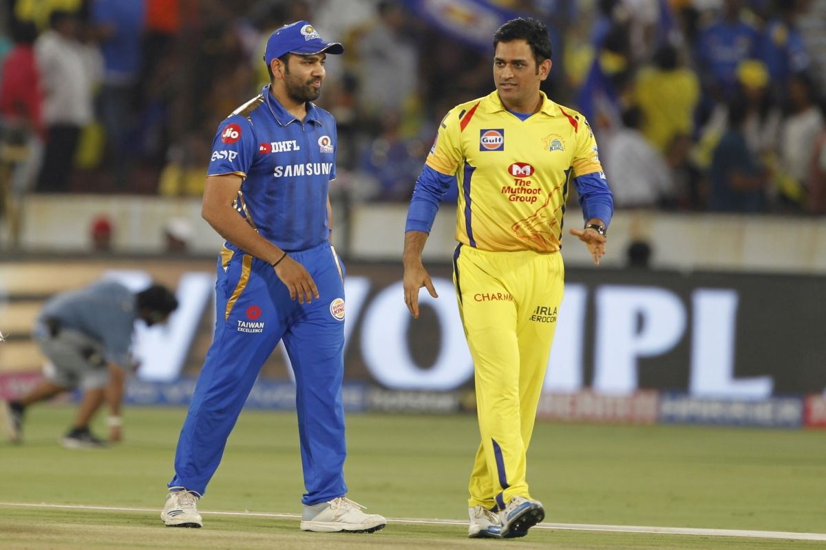 MS Dhoni and Rohit Sharma will open the IPL 2020 (Photo - IANS)