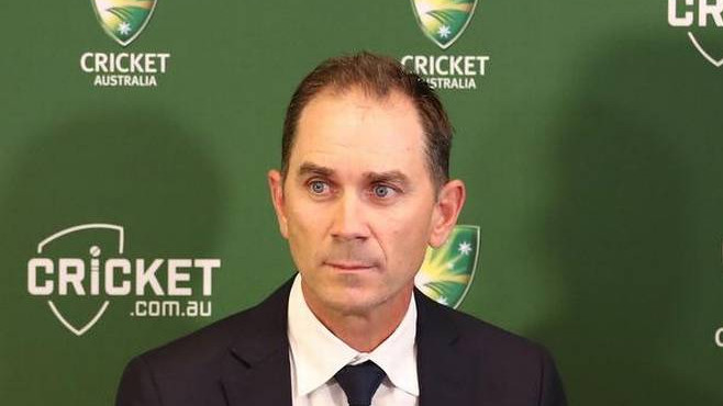 The suspended trio will be welcomed back to the Australia set-up if they're playing well, says Justin Langer