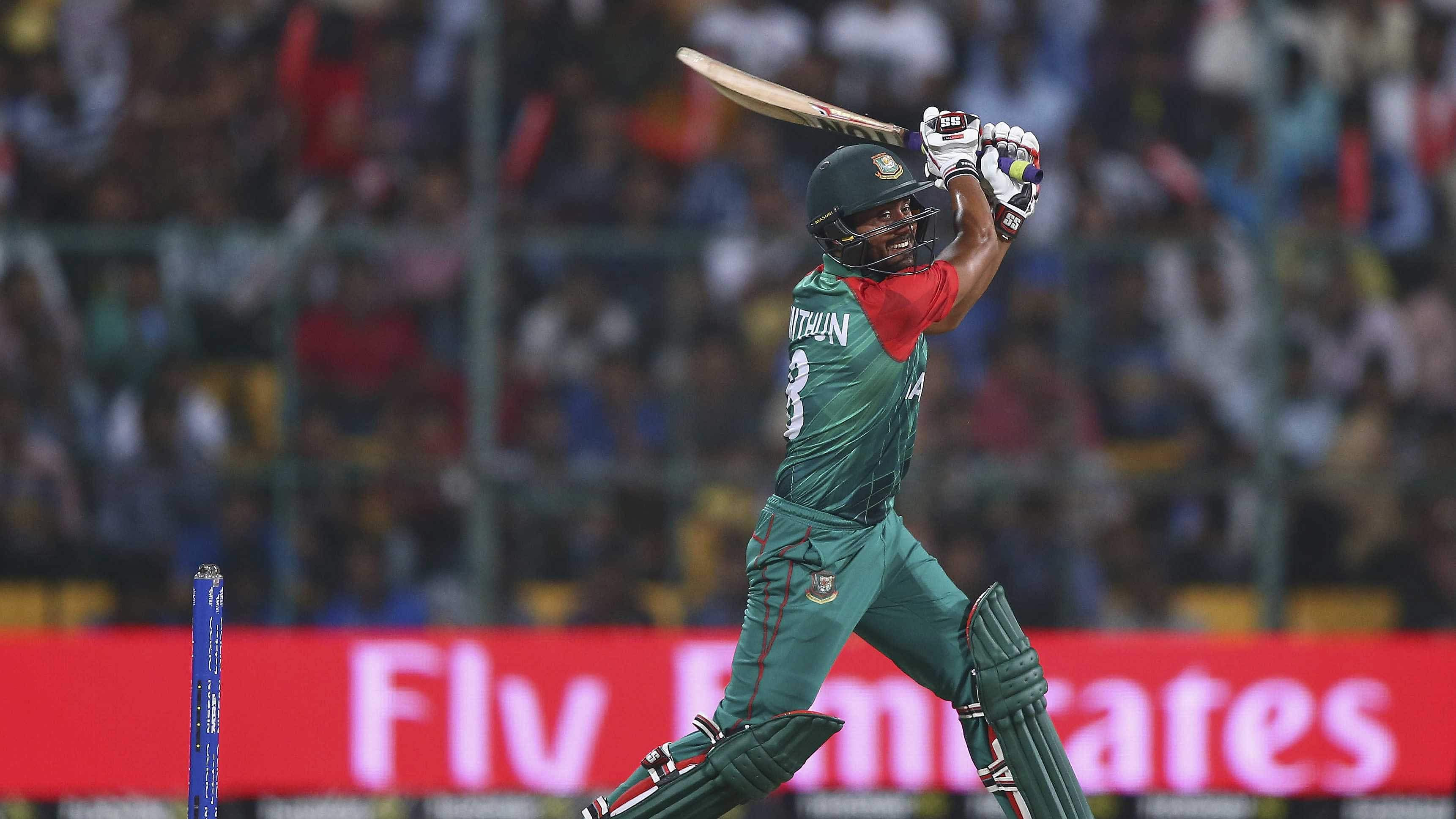 Asia Cup 2018: Mohammad Mithun ready to make most of his opportunity for Bangladesh