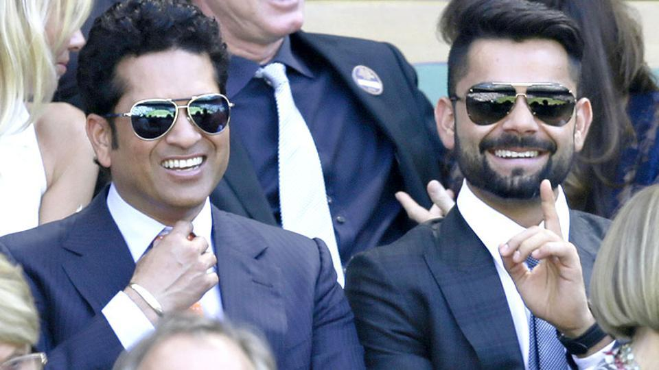 Virat Kohli thanks Sachin Tendulkar for his words in the TIME magazine on his profile