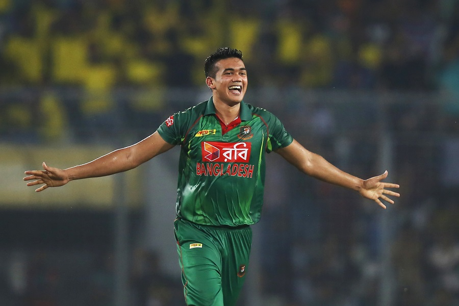 Taskin Ahmed. (Getty)