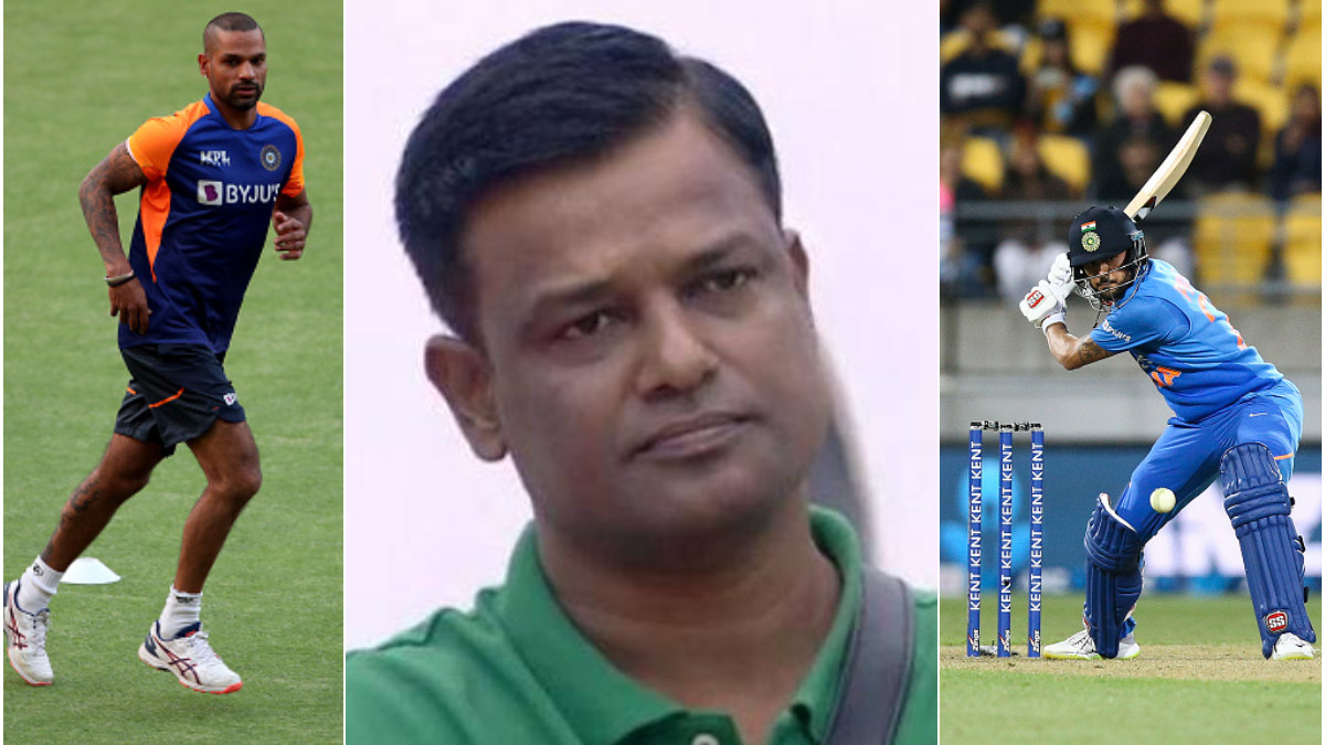SL v IND 2021: Who'll lead if Dhawan gets a call in England, Ganesh feels Pandey should've been the captain