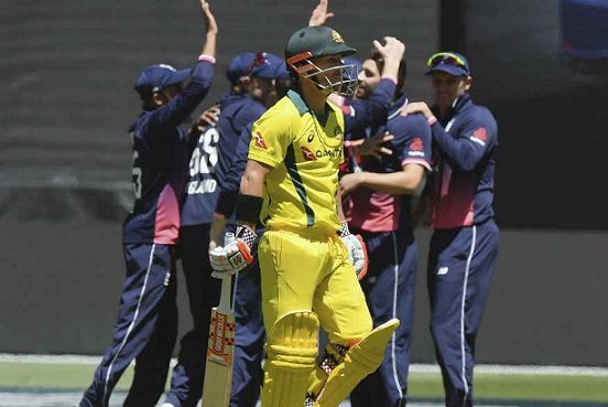Australia lost home One Day series to England | AFP
