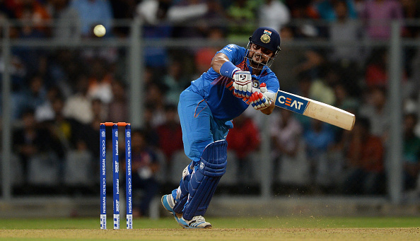 Top 5 Indian batsmen perfect for the no.4 spot in the team in limited overs format