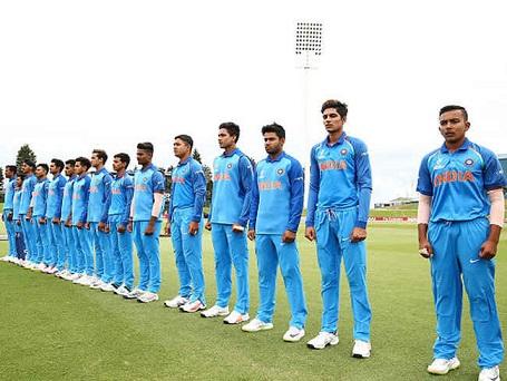 India U19 Team | Getty Images