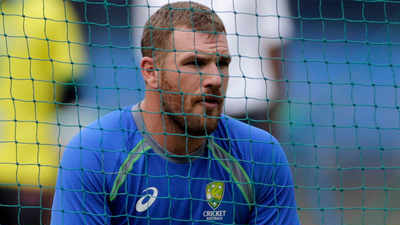 'Exciting time' for Australia to build again:  Aaron Finch