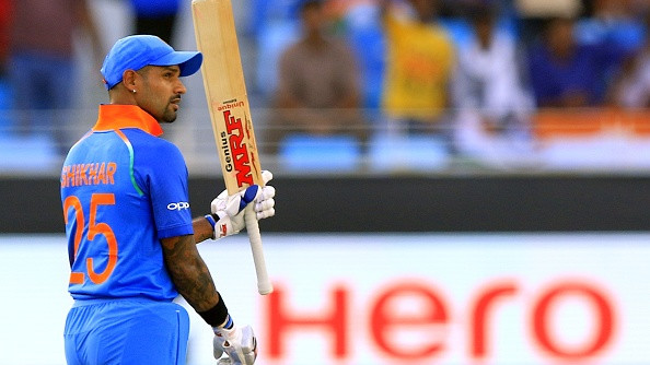 Asia Cup 2018: Shikhar Dhawan says he was never worried about his form after scoring hundred