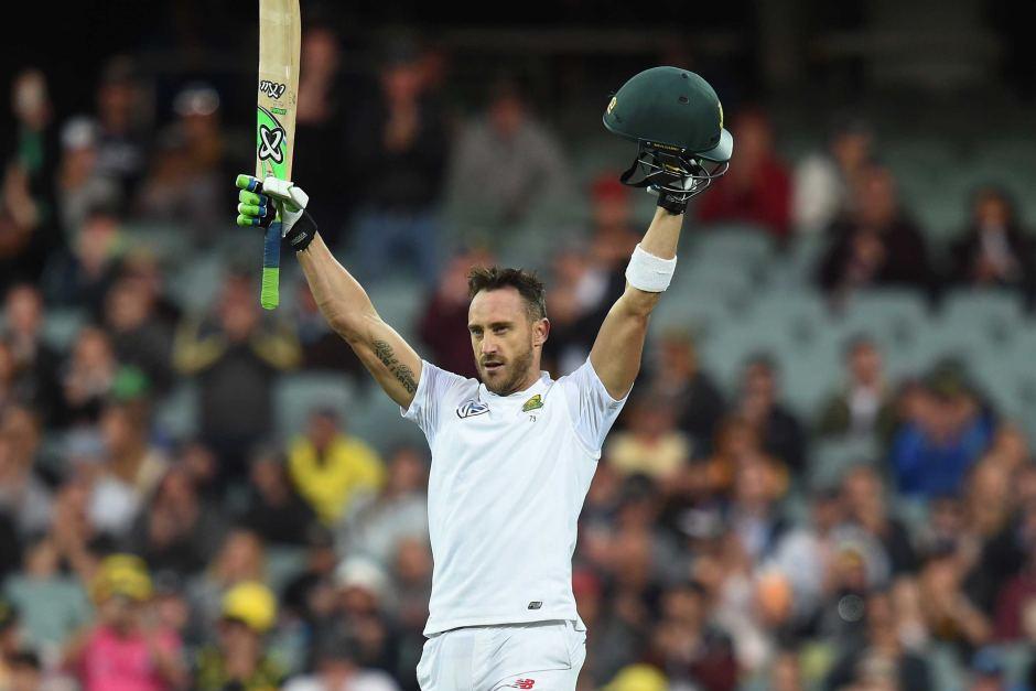 फाफ डुप्लेसिस ऑस्ट्रेलिया के खिलाफ टेस्ट सीरीज से पहले प्रशिक्षण करेंगे शुरू