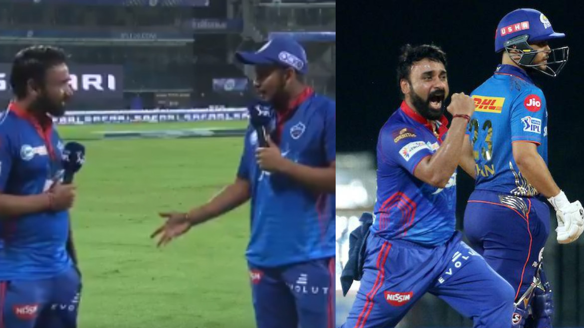 IPL 2021: WATCH - Amit Mishra reveals his plans against Rohit Sharma; speaks about his performance vs MI