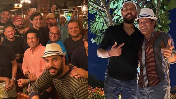 PICS: Yuvraj Singh celebrates his 38th birthday with friends at Ko Samui island