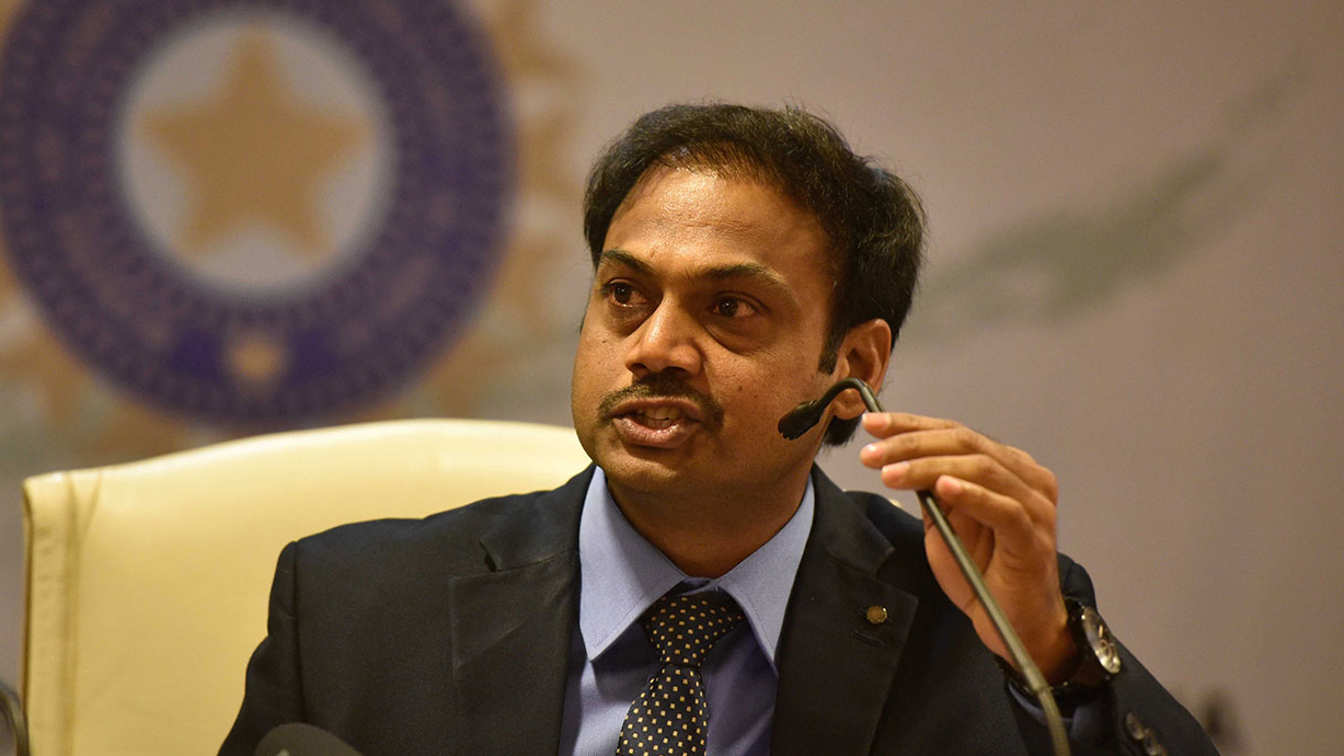 Chief selector MSK Prasad talks about managing Jasprit Bumrah's workload