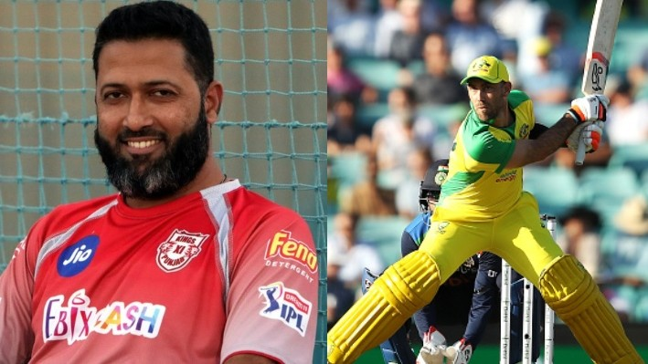 AUS V IND 2020-21: Wasim Jaffer jokingly shared KL Rahul's reaction after Maxwell's three sixes