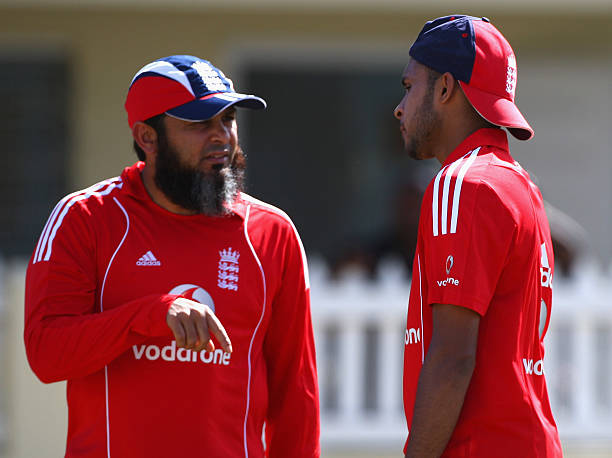 Mushtaq Ahmed worked closely with Adil  Rashid during his tenure as spin consultant with England. (Getty)