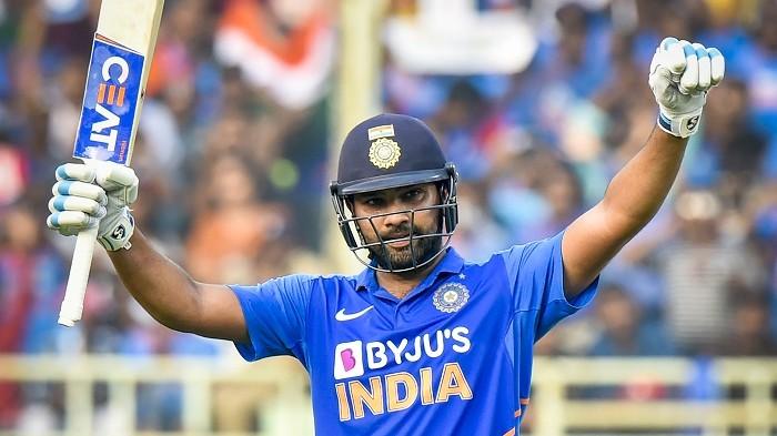 IND v AUS 2020: Rohit Sharma sets a world record during Rajkot ODI