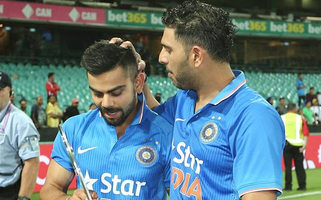Yuvraj purchased the apartment on the 29th floor of the same tower as Virat Kohli | India Today