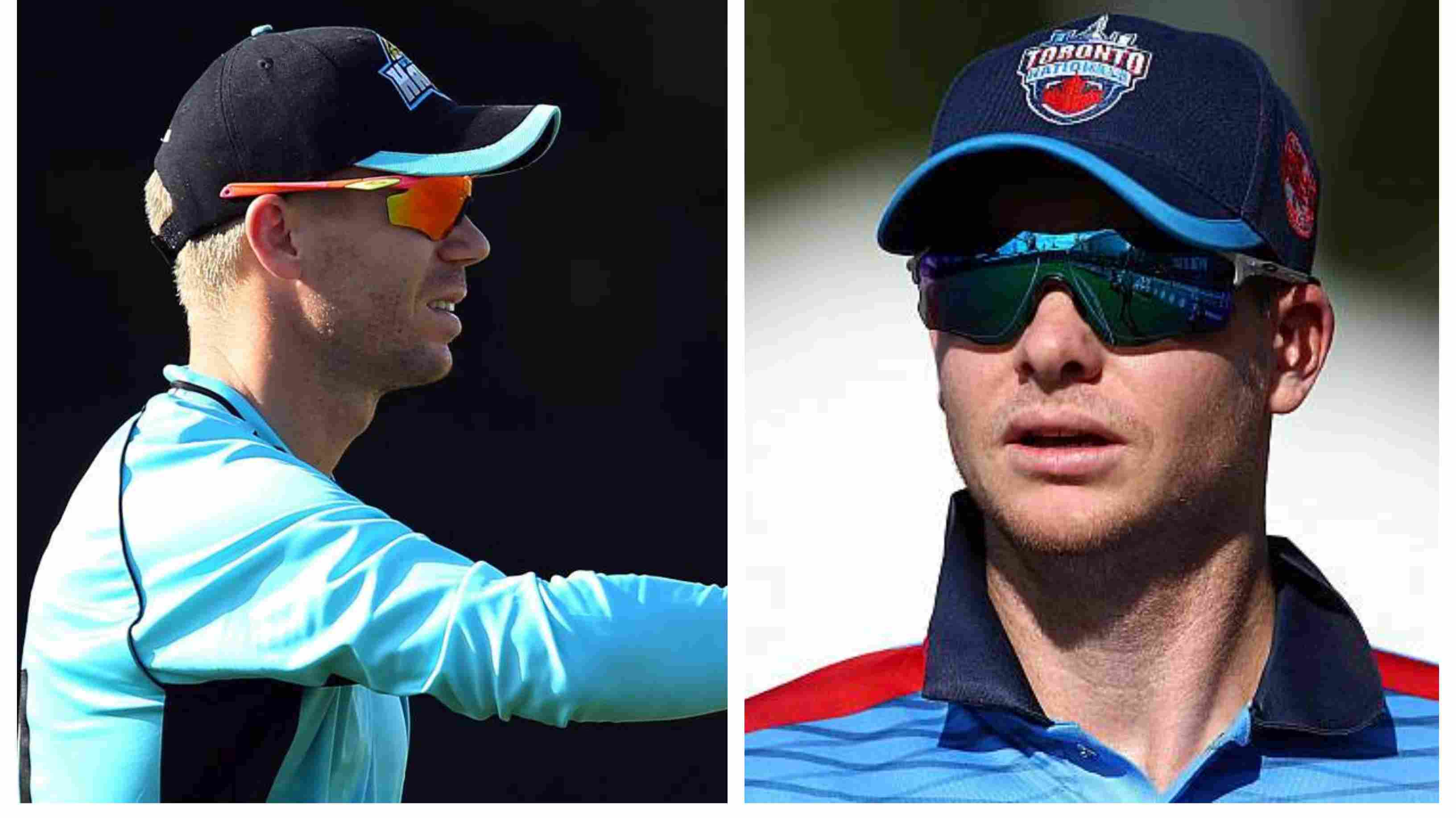 David Warner dismisses talks of rift with Steve Smith