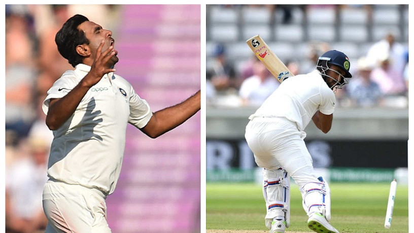 ENG v IND 2017: KL Rahul, R Ashwin might get the boot for the final Test
