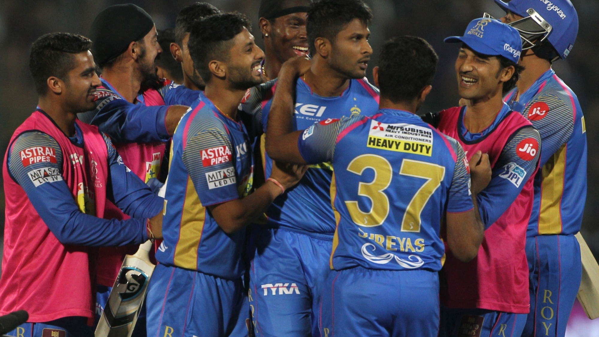 IPL 2018: Krishnappa Gowtham elated after taking Jaipur across the line versus Mumbai