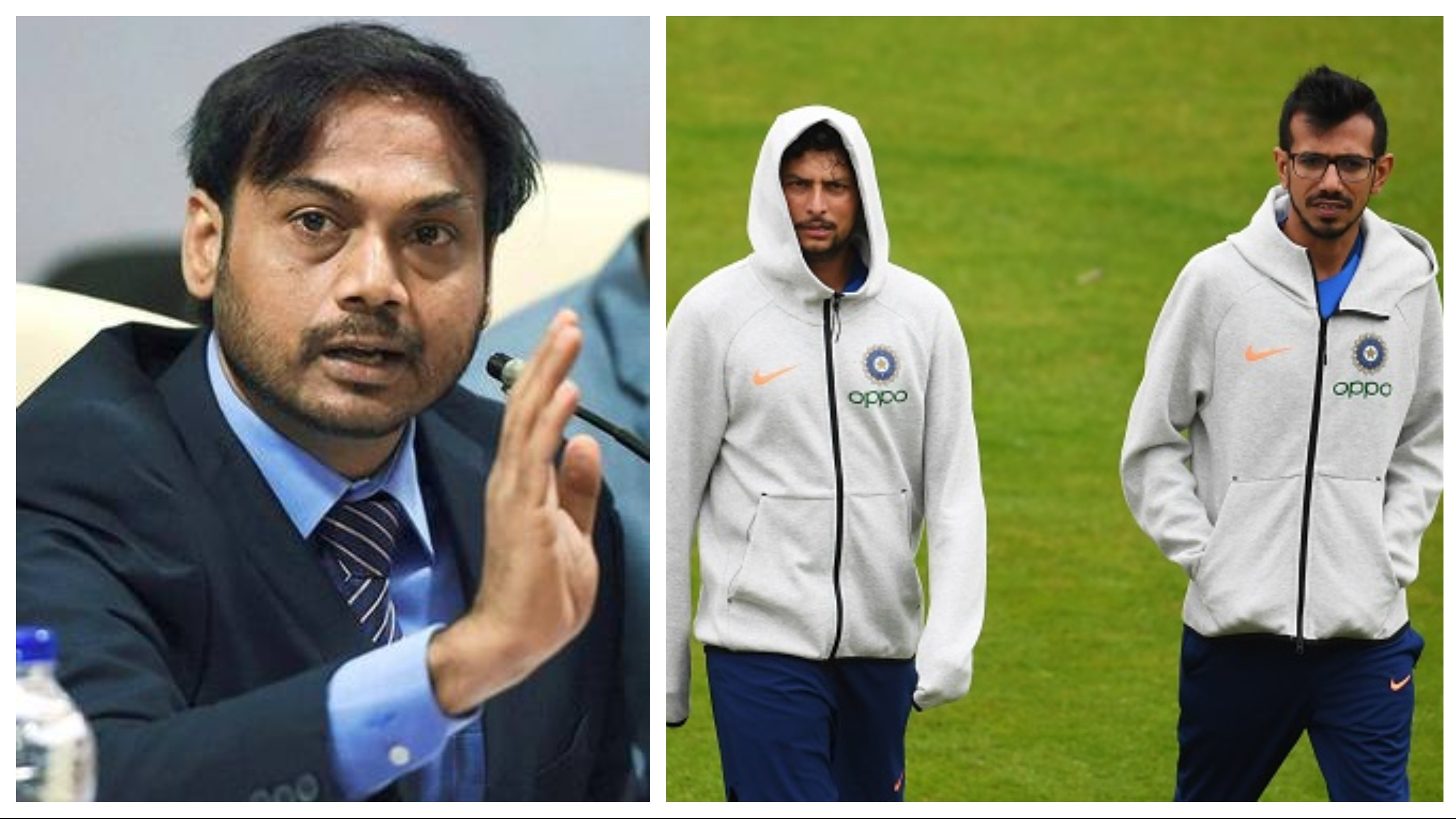 IND v SA 2019: MSK Prasad reasons out Chahal & Kuldeep's absence from T20I squad