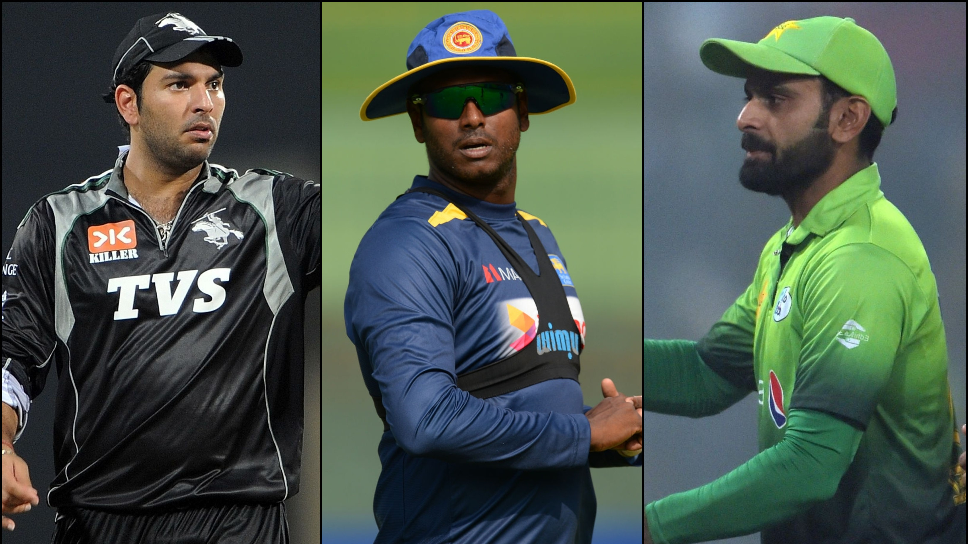 कतर टी-10 लीग में खेलते नजर आ सकते है युवराज सिंह, मोहम्मद हफीज और एंजेलो मैथ्यूज जैसे अंतर्राष्ट्रीय क्रिकेटर
