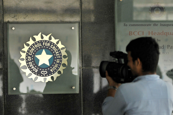BCCI Headquarters | Getty Images