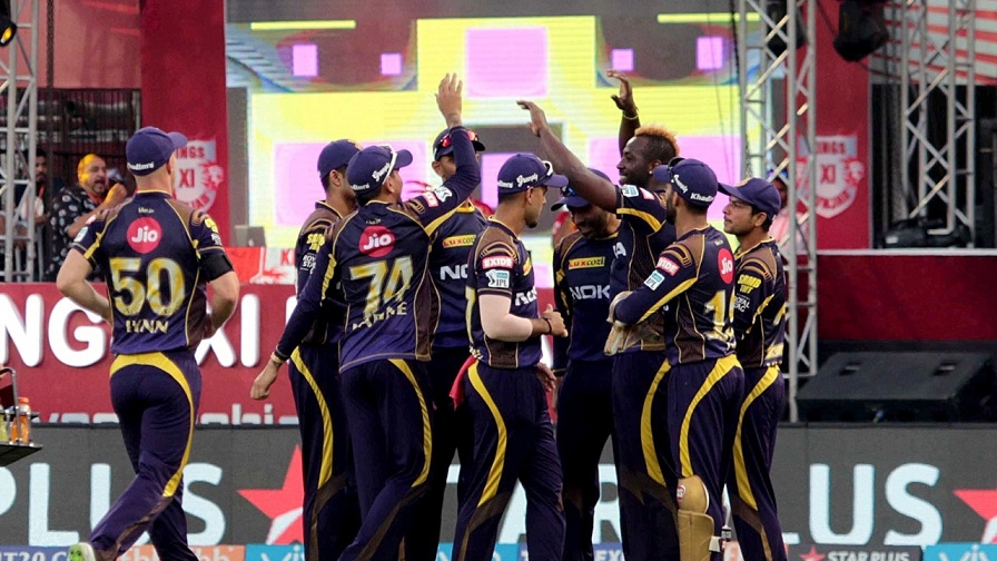 IPL 2018: Match 44, KXIP v KKR – Narine's 75 and Russell's all-round show take KKR to a big win over KXIP