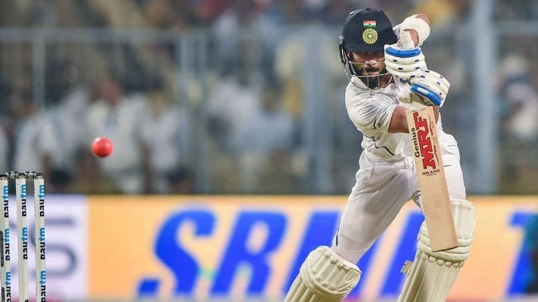 Virat Kohli reveals a technical tweak in his stance which enabled him to score without any risks
