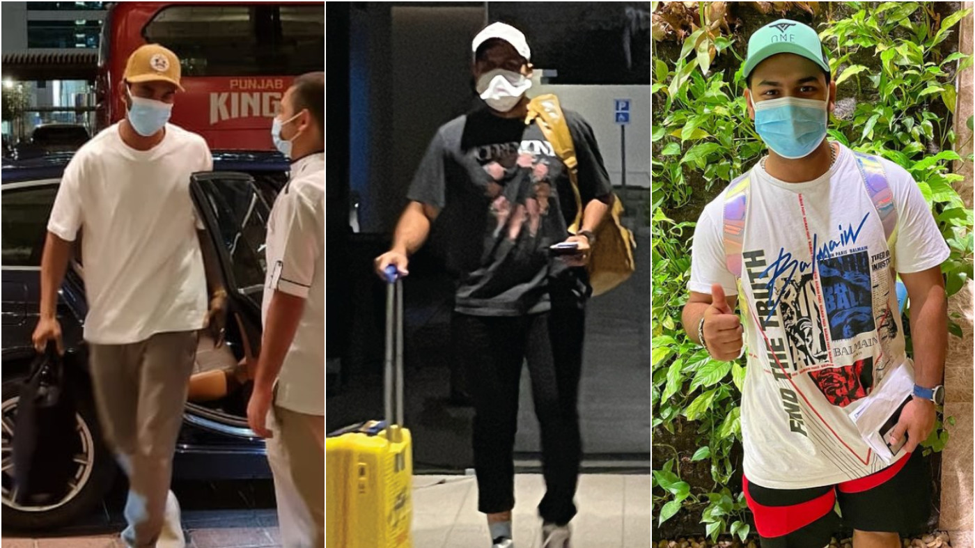 IPL 2021: CSK, DC, PBKS, and SRH welcome players arriving from England in UAE