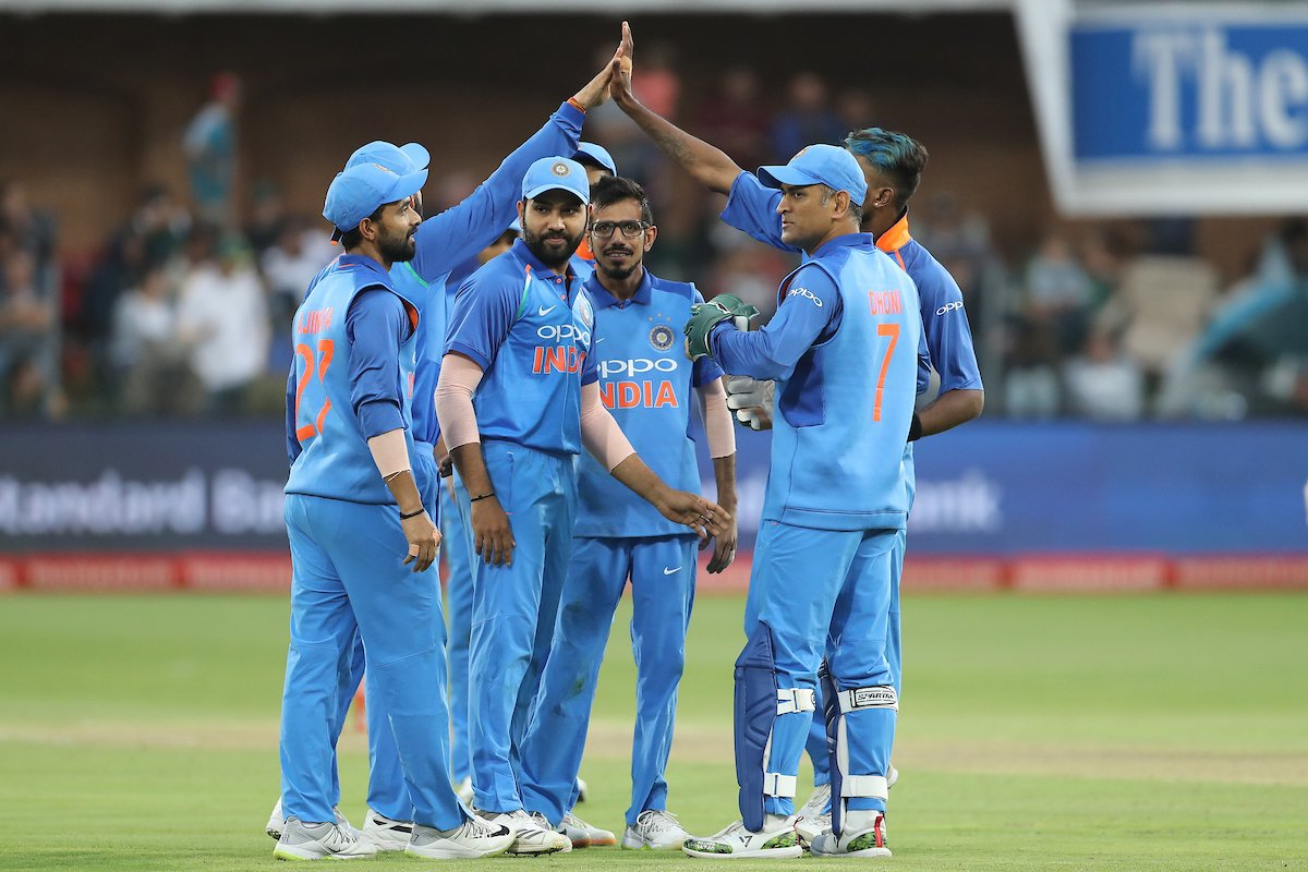 Team India registered their first ever bilateral ODI series on South Africa soil | BCCI