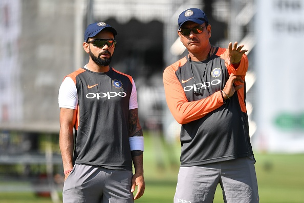 Team management comprising of Virat Kohli and Ravi Shastri failed to read the pitch and conditions at Lord's correctly and chose the wrong team to play | Getty