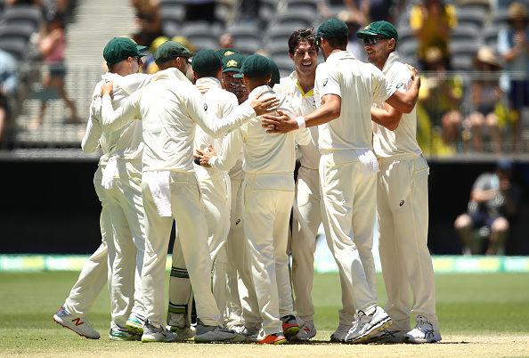 Australia won the second Test by 146 runs in Perth | Getty Images