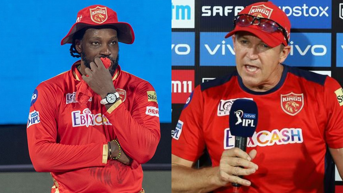 IPL 2021: PBKS assistant coach Andy Flower backs Chris Gayle to come good