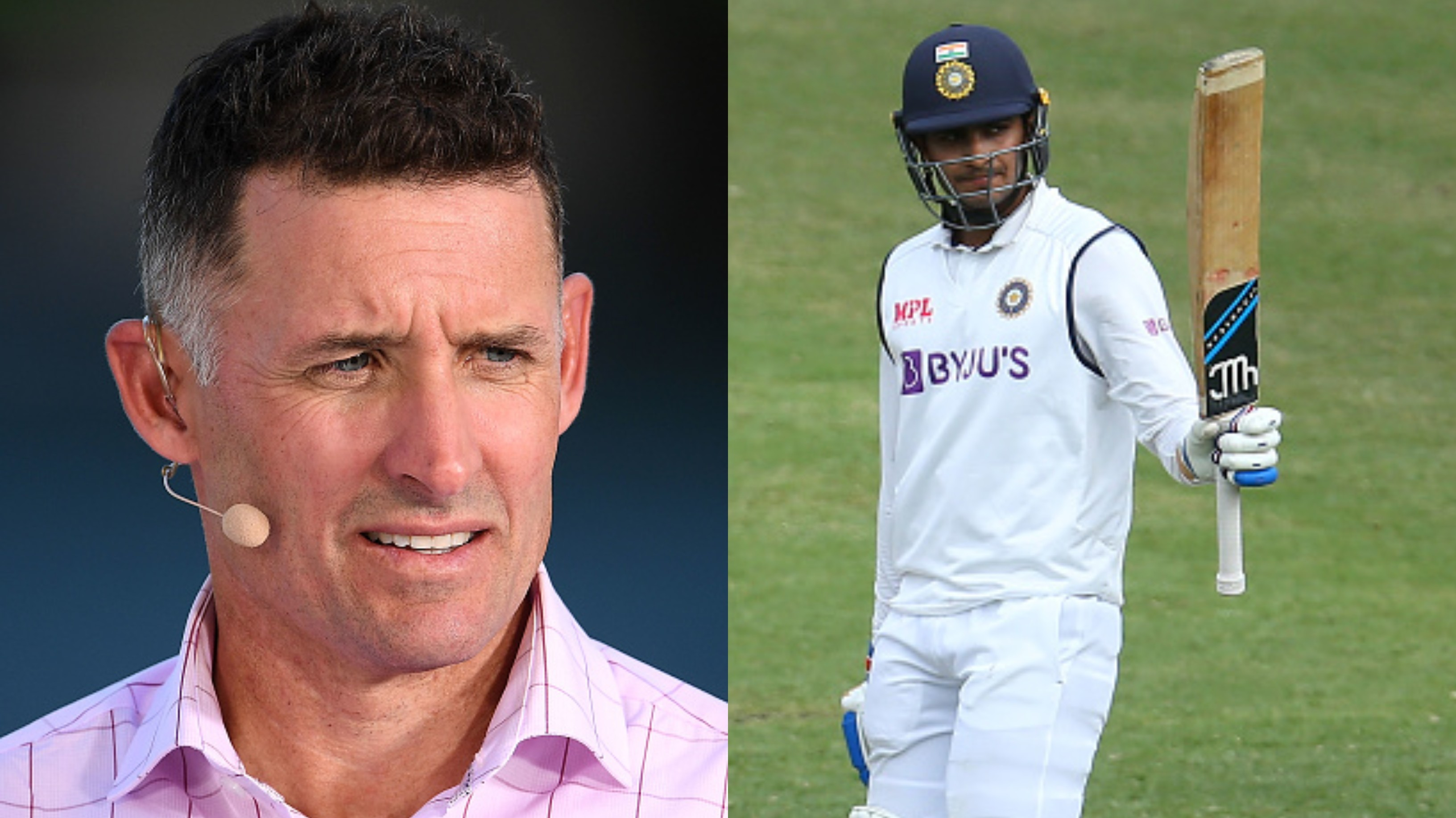 AUS v IND 2020-21: Shubman Gill quickly becoming my favourite player to watch- Michael Hussey