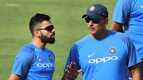 Ravi Shastri said that ths Virat Kohli led Team India had the potential to be the greatest team ever