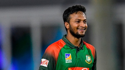 WI vs BAN 2018: Shakib Al Hasan to undergo surgery for his finger injury