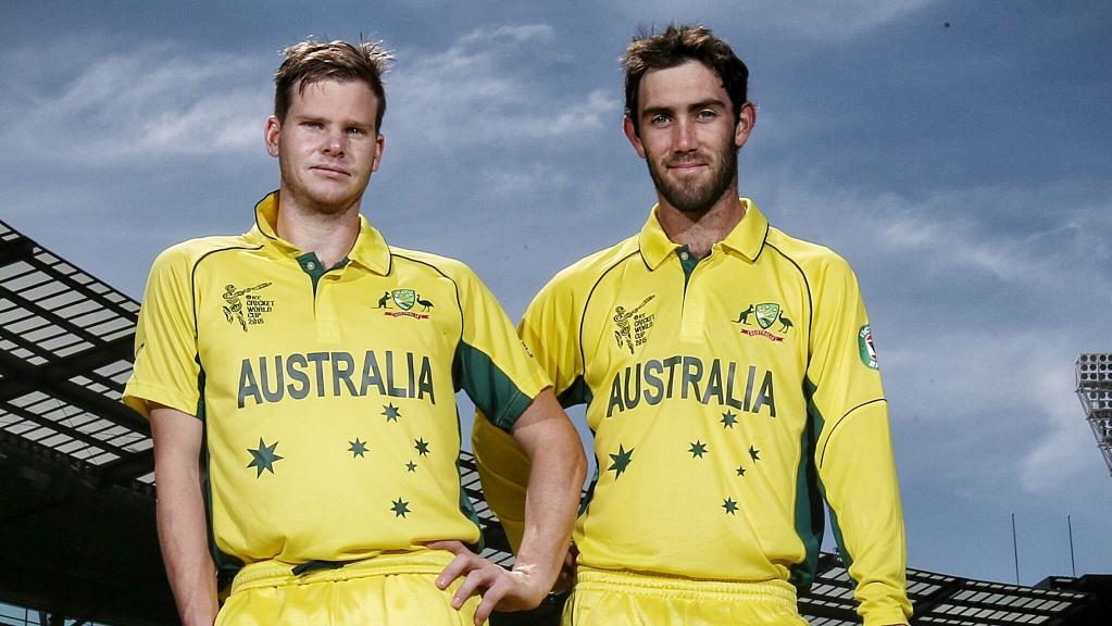 AUS v ENG 2018: Steve Smith opens up about his rapport with Glenn Maxwell