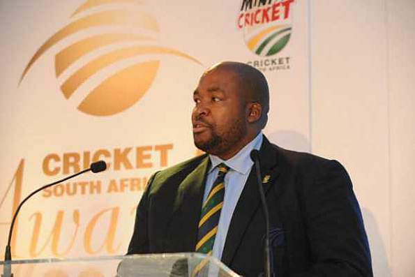 CSA CEO Thabang Moroe thanked everyone for putting this milestone project together | Twitter