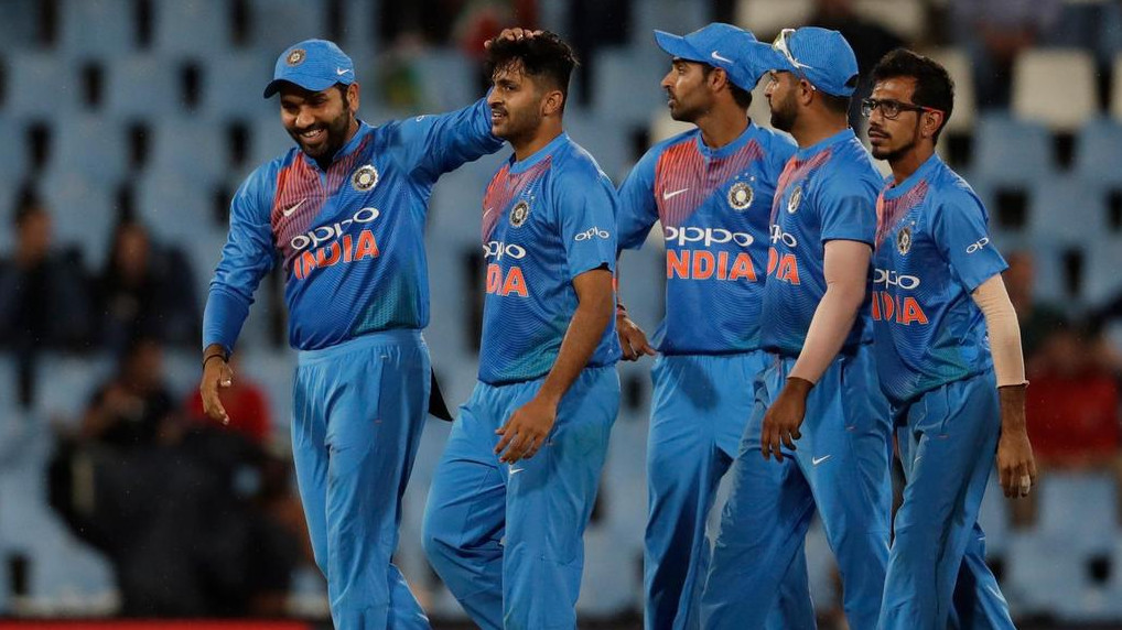 IND v WI 2018: COC Predicted India Playing XI for the first T20I against West Indies