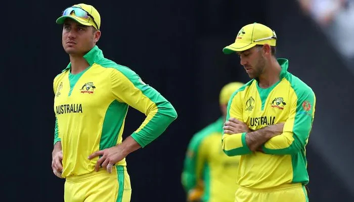 Marcus Stoinis and Glenn Maxwell | Getty