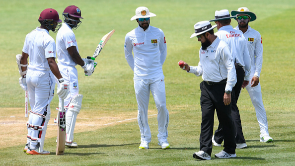 WI v SL 2018: Sri Lanka Cricket Board defends its players in ball-tampering row against West Indies