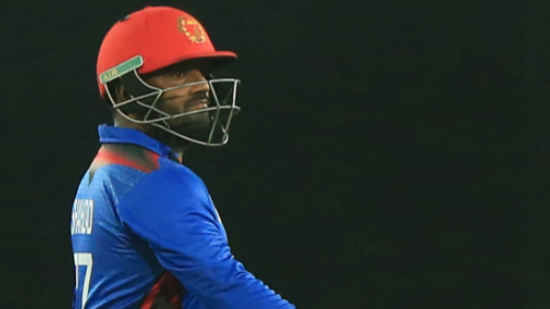 Afghanistan's Mohammad Shahzad handed two-match ban by ICC